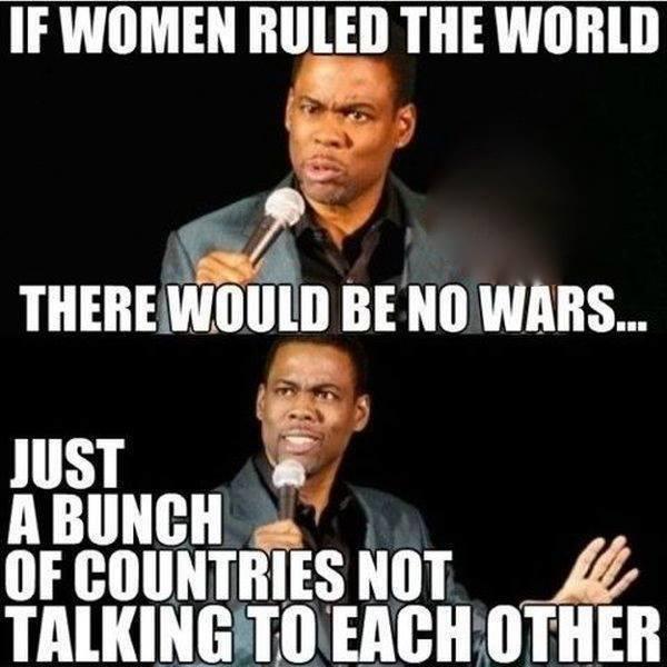 women no war